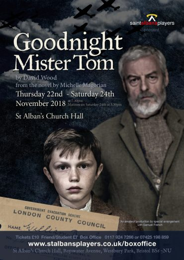 Goodnight Mister Tom poster