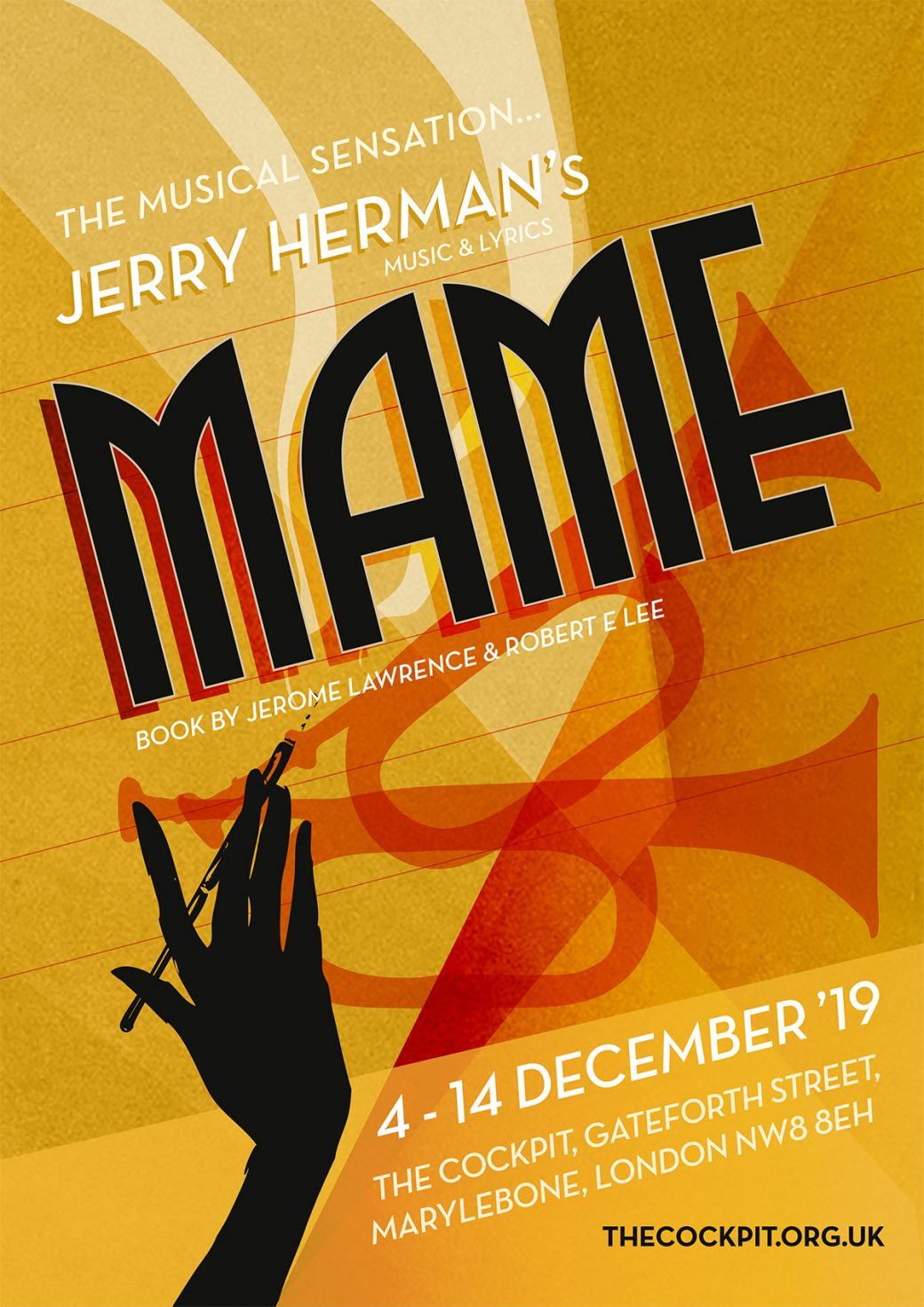 "Jerry Herman's ""Mame"""