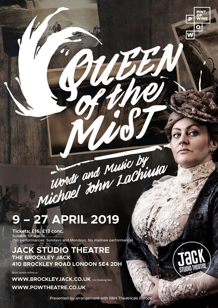 Queen Of The Mist poster